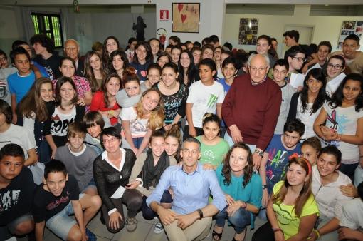 L'ANPI di Ancona con le scuole