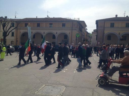 25 Aprile 2013: Fermignano