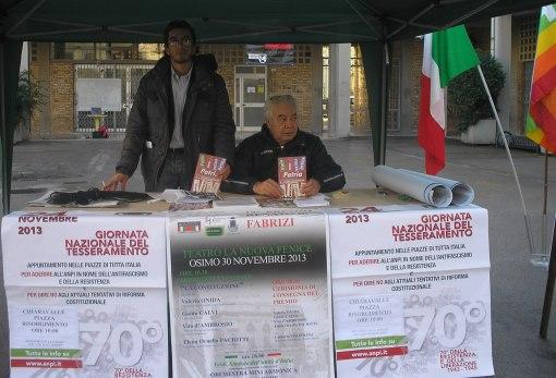 24 novembre 2013 chiaravalle difendiamo la costituzione