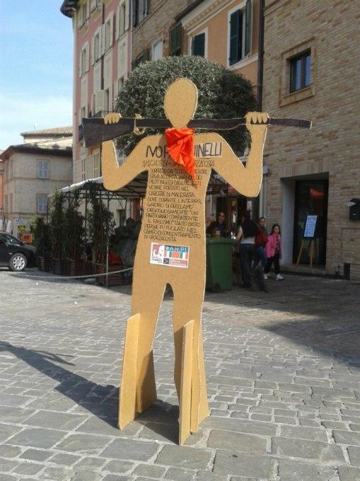 25 Aprile 2013: Macerata