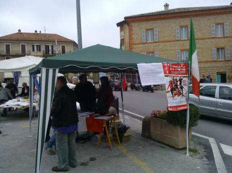 25 Aprile 2013: Sarnano